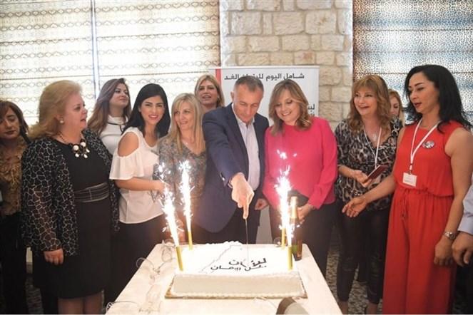 العميد الركن شامل روكيز خلال صبحية بمناسبة عيد الأم: أتمنى أن يكون ربيع  لبنان ربيع حقيقي