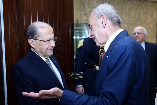 Image result for الرئيس عون في المجلس النيابي