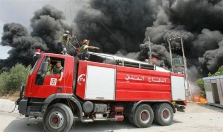 Tayyar Org مواطن سوري يتبرع بمبلغ حرزان للدفاع المدني اللبناني